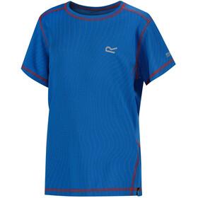 Regatta Dazzler - T-shirt manches courtes Enfant - bleu